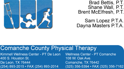 Comanche County Physical Therapy